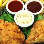 JJ Fish & Chicken - Chicken Breast Dinner