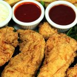 JJ Fish & Chicken - Chicken Tenders Dinner