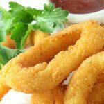 JJ Fish & Chicken - Onion Rings